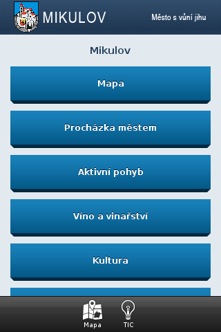 Mikulov- screenshot