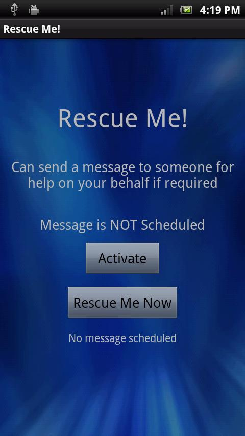 Rescue Me! - screenshot