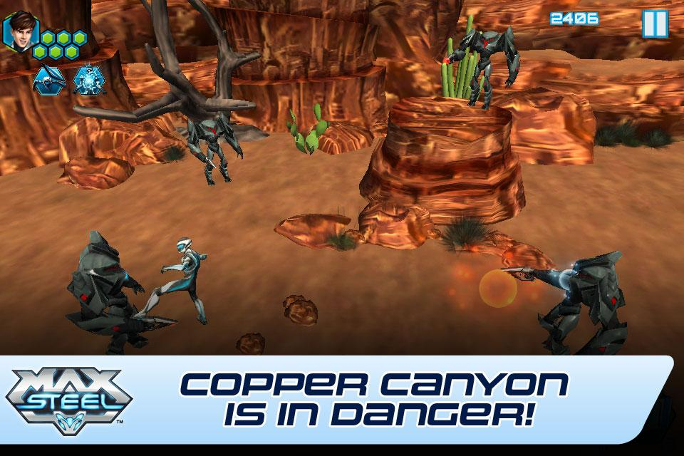 max steel download play store