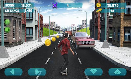 Street Skater 3D: 2 - náhled