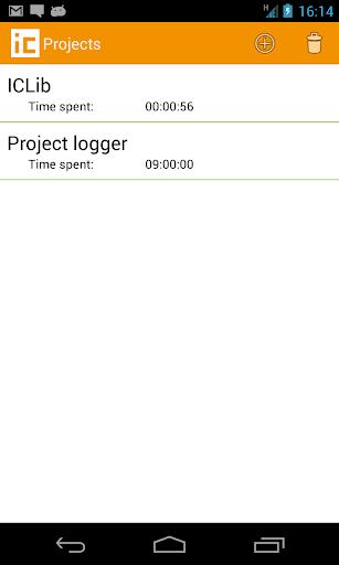 Project Logger