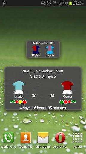 Next Serie A Match