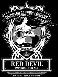 Logo of Coronado Red Devil