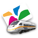悠遊台鐵通 icon