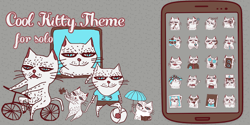 CoolKitty Solo Theme