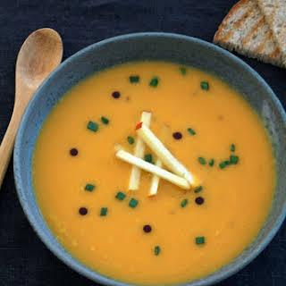 Butternut Squash Soup..