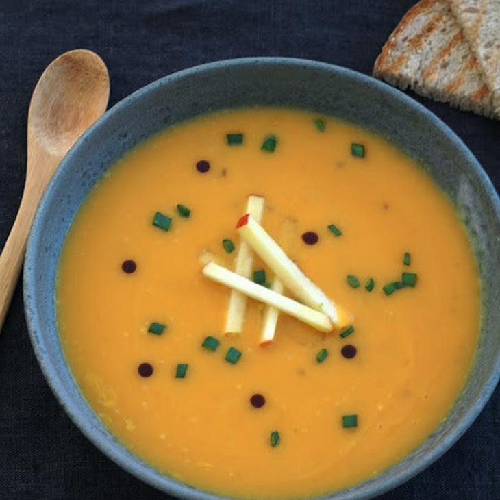 Butternut Squash Soup. Recipe