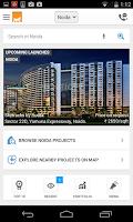 Screenshot of Real Estate Property in India