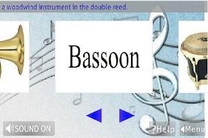 Screenshot of Musical Flip Cards  for Kids.