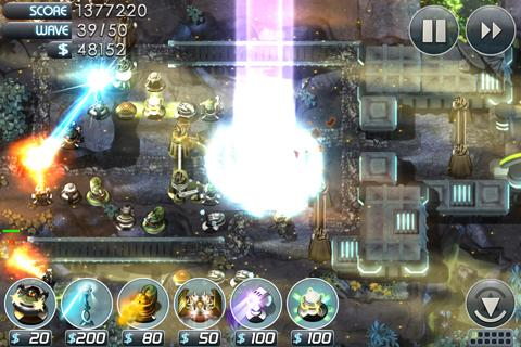 Sentinel 3: Homeworld screenshot #1