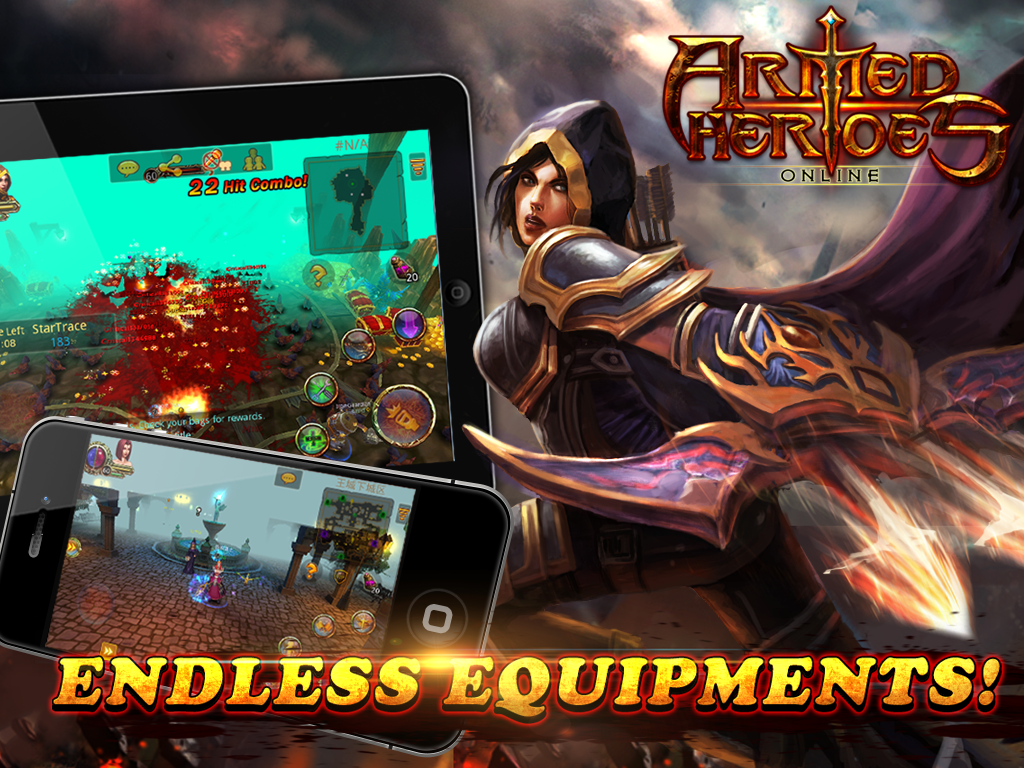 Armed Heroes(BGI)- screenshot