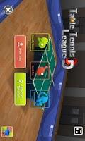 Screenshot of Table Tennis 3D