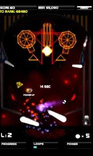 Hyperspace Pinball - screenshot thumbnail