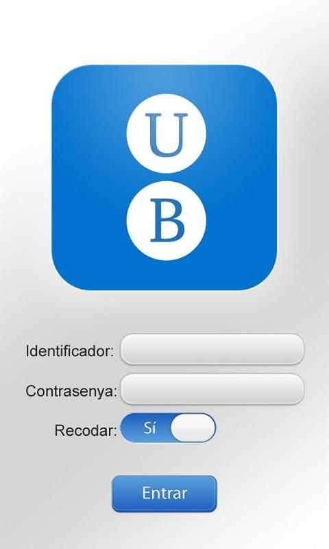 UB Avisos de qualificacions - screenshot