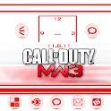 MW3 Theme Modern Warefare 3 logo