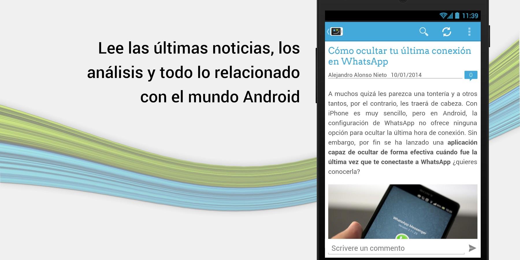 Androidpit apps noticias foro aplicaciones de android for App noticias android