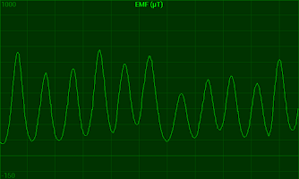 Screenshot of EMFer