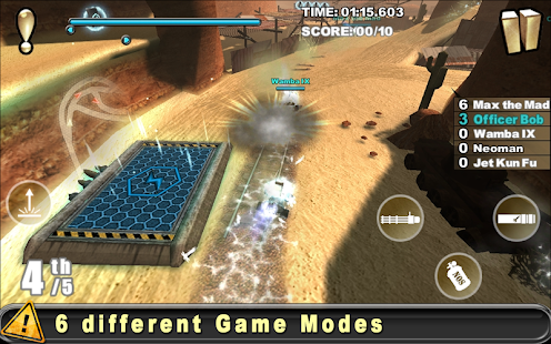 Cracking Sands Screenshot 17
