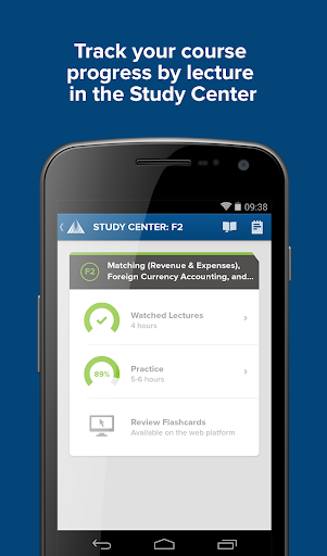 Becker CPA for Smartphone