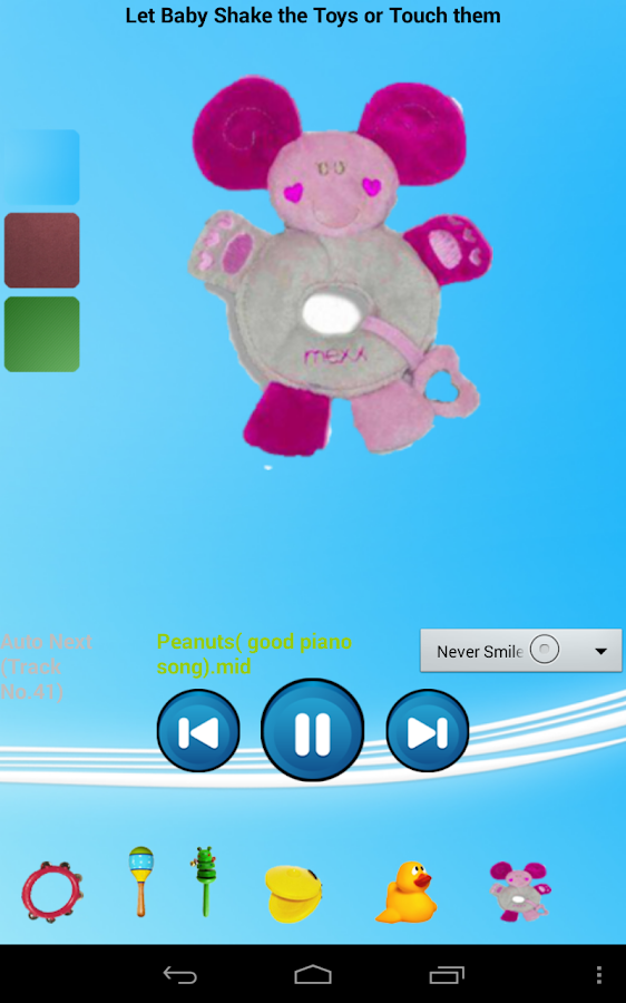 Kids Musical Toys- 60 Rhymes - screenshot