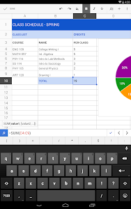 Google Sheets screenshot 3