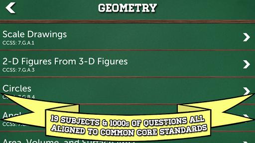 【免費教育App】7th Grade Math Learning Games-APP點子