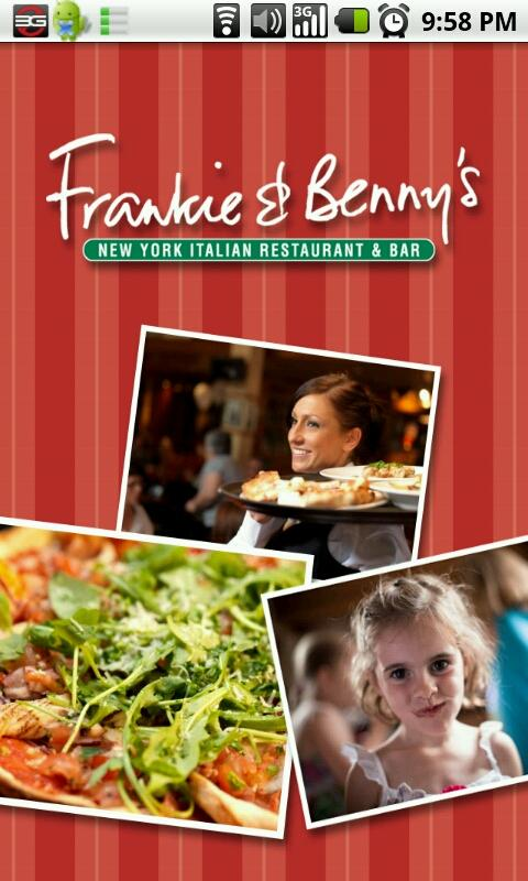 Frankie and Benny's - screenshot