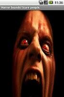 Screenshot of Horror Sounds