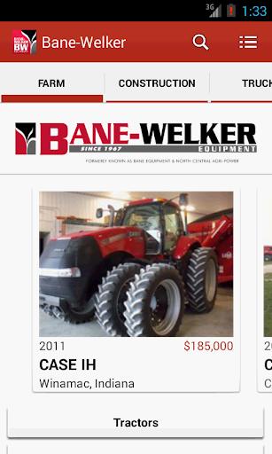 Bane-Welker