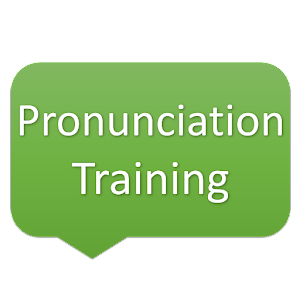 Pronunciation activation code