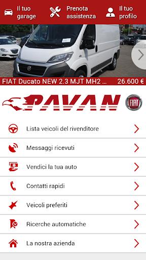Concessionaria Fiat Pavan