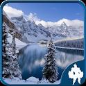 雪景拼圖 icon