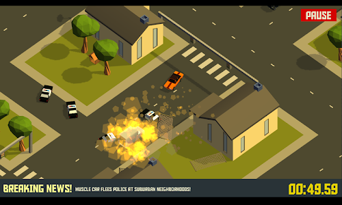 Pako - Car Chase Simulator v1.0.1.1