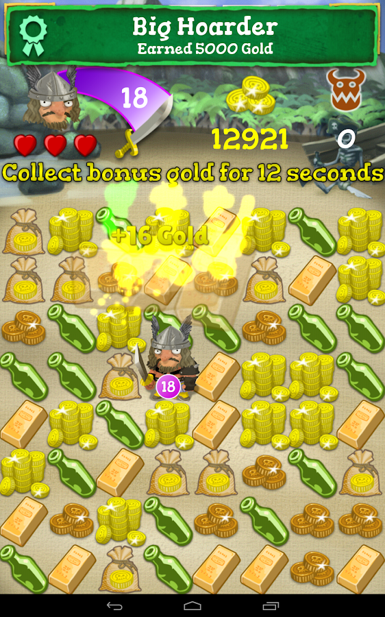 Scurvy Scallywags- screenshot