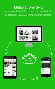 Dolphin Browser - screenshot thumbnail