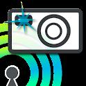 Remote Control Camera Shutter icon