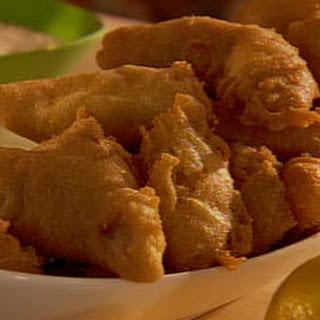 Big Daddy's deep-fried catfish