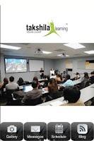 Screenshot of Takshila Learning