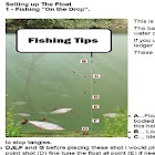 Fishing Tips icon
