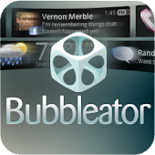 Bubbleator Live Wallpaper
