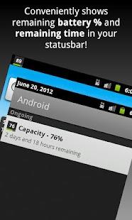 Battery Indicator Percentage- screenshot thumbnail