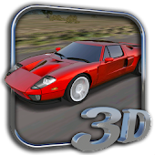 3D Car Live Wallpaper icon