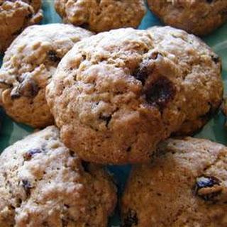 Oatmeal Raisin Cookies X.