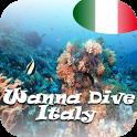 Dive Sites Italy icon