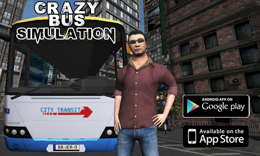 瘋狂巴士模擬 3D