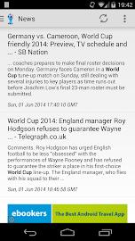 World Cup 2014 Screenshot 1