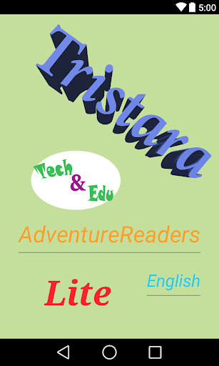 Adventure Readers English Lite