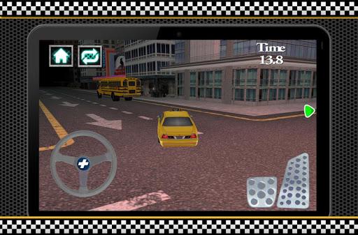 賽車遊戲必備免費app推薦 スピードタクシー運転手の駐車場線上免付費app下載 3C達人阿輝的APP