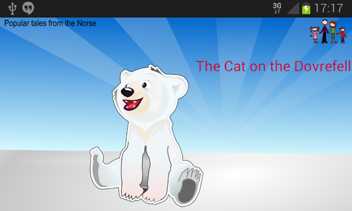 【免費書籍App】The Cat on the Dovrefell-APP點子
