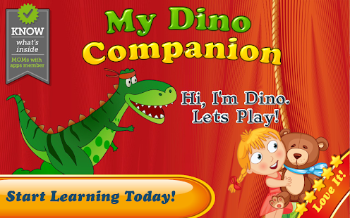 My Dino Companion - screenshot thumbnail